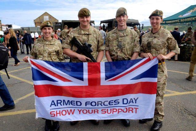 Armed Forces Day National Event 2022