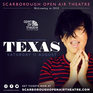 Texas at Scarborough Open Air Theatre