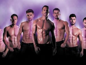 The World Famous Dreamboys at Scarborough Spa