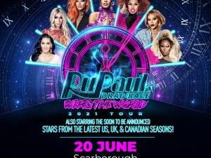 RuPaul's Drag Race: Werq The World Tour at Scarborough Open Air Theatre