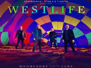 Westlife At Scarborough Open Air Theatre